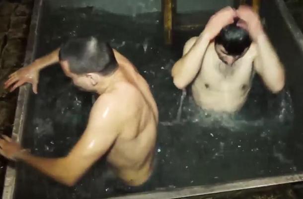 Крещение Господне 2017: купания в столице исоветы начинающим