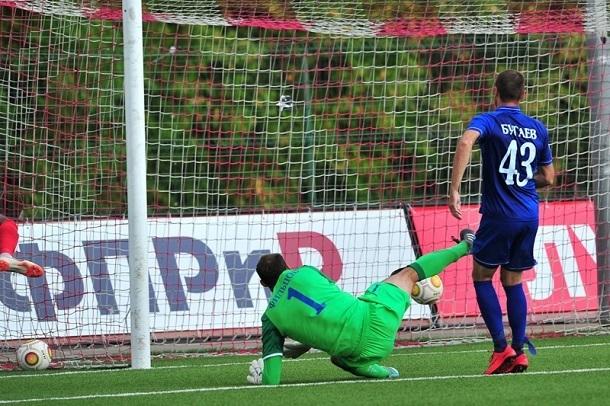 «Ротор» проиграл «Факелу» со счетом 1:2 на стадионе «Волгоград Арена»