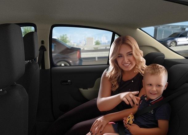 Волгоградцы чаще всего используют такси для поездок с детьми в аэропорт