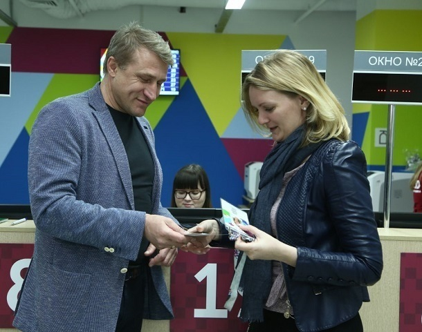 Олег Веретенников купил билеты навсе матчи ЧМ-2018 вВолгограде