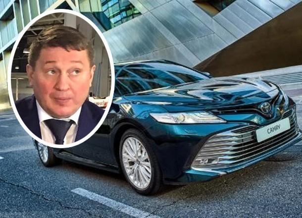 Техобслуживание 31-й иномарки из гаража Андрея Бочарова обойдется в 700 тысяч рублей