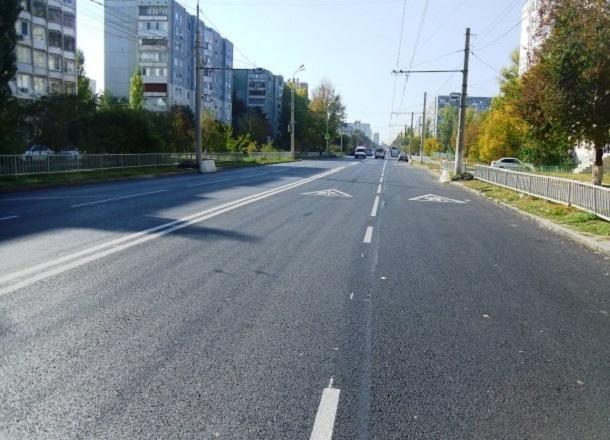 Эксперты высоко оценили две улицы на западе Волгограда