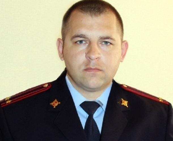 Назначен новый глава милиции Камышинского района