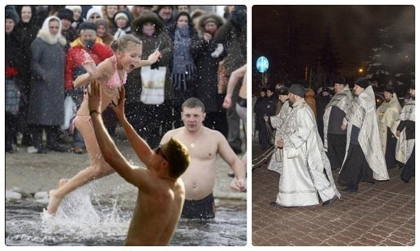 Перед Крещенским купанием в проруби волгоградцы пройдут крестным ходом по центру города