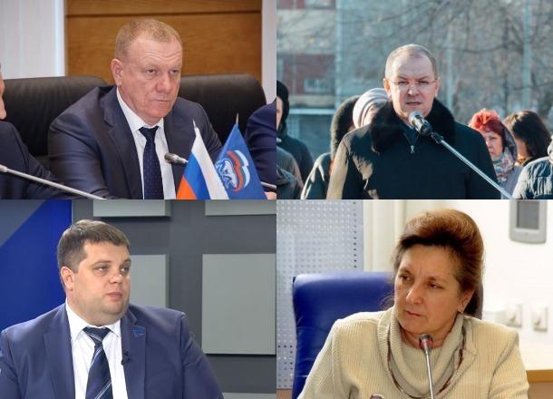 Стало известно, как собираются избираться в думу лидеры волгоградских партий