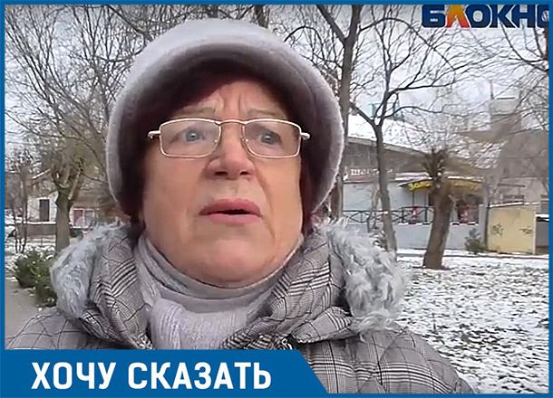 На улице снег с морозом, а у нас дома до сих пор нет отопления, - жительница Волгограда
