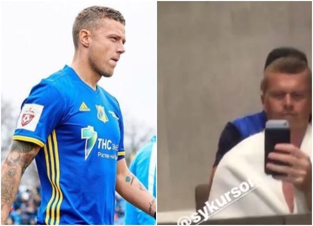 Защитник сборной Исландии Рагнар навел красоту перед матчем с Нигерией в Волгограде
