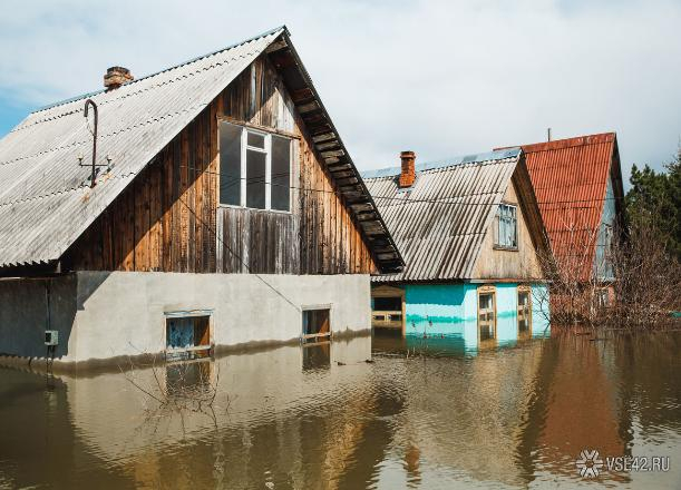 Хутору в Волгоградской области угрожает наводнение
