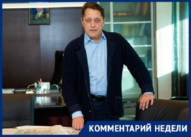 Общественник Андрей Куприков рассказал о причинах банкротства заводов в Волгограде