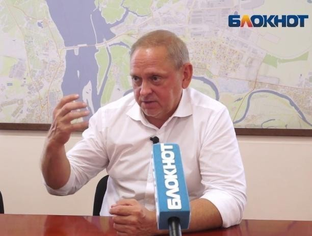 Мэр Волжского сегодня ягодка +10