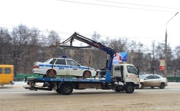 Из центра Волгограда на штрафстоянку эвакуировали 200 автомобилей