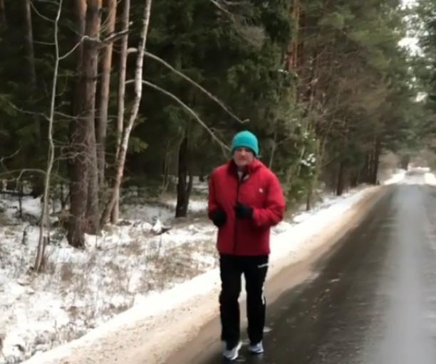 Олег Савченко готовится к ультрамарафону по пустыням мира