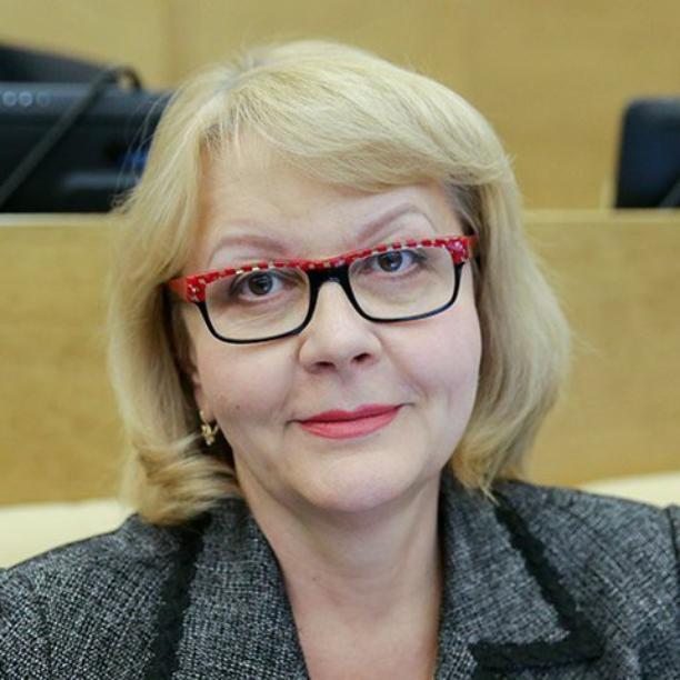 Депутат Госдумы от Волгограда Татьяна Цыбизова дезертировала с места работы