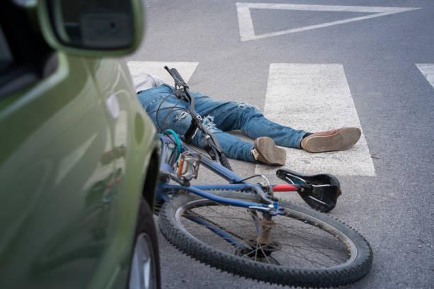 Девушка за рулем Volkswagen задавила насмерть велосипедистку под Волгоградом