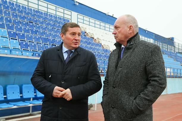 Решение принято: Виталий Лихачев сменит Андрея Косолапова на посту главы Волгограда
