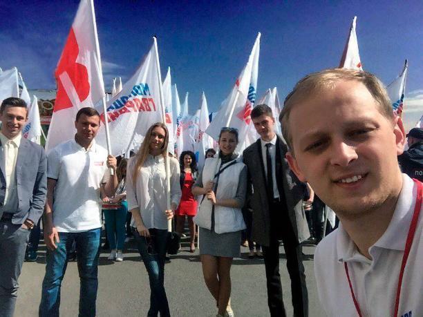 Единоросс просит выгнать из политсовета лидера МГЕР Волгограда за провал на праймериз