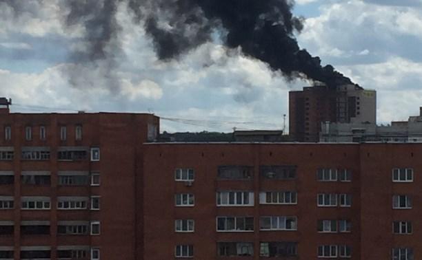 ВВолгограде вечером из-за пожара в16-этажке эвакуировали 22 человека