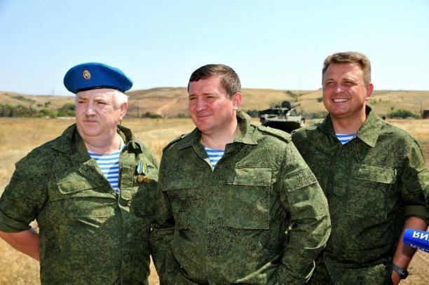 Вице-губернатор Харичкин поручил Андрею Бочарову заниматься подготовкой к Дню Победы