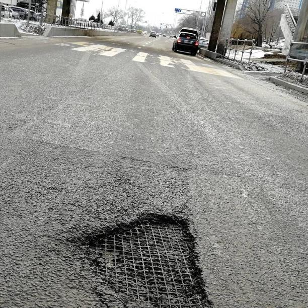 Нулевая Продольная Волгограда начала разваливаться