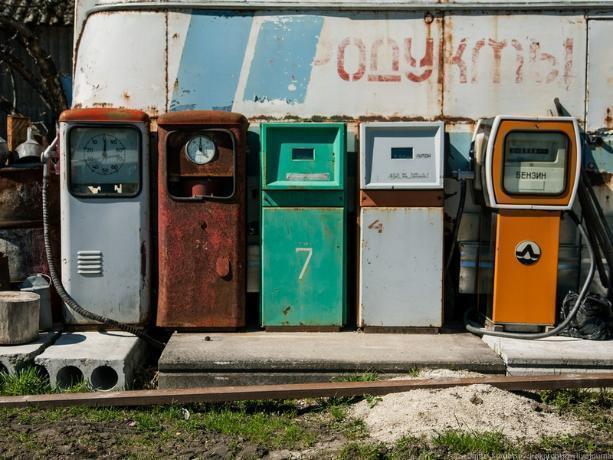 В Волгограде растет производство бензина и цены на него