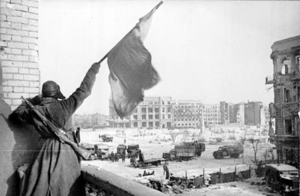 Календарь: 2 февраля 1943 года победой советских войск завершилась Сталинградская битва