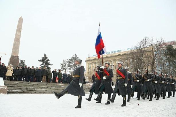 Минобороны РФ изменило место проведения парада Победы в Волгограде