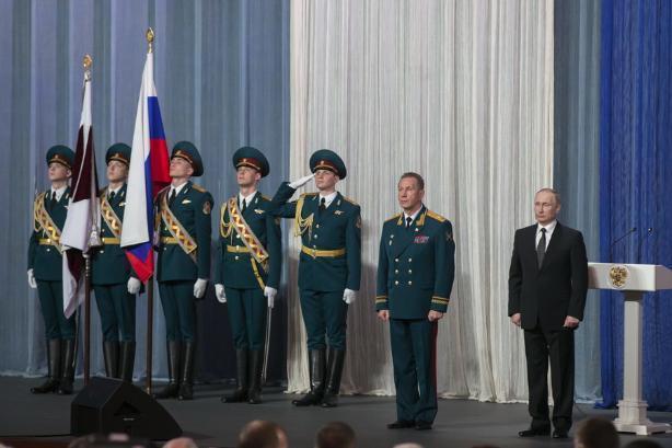 Экс-начальник личной охраны Путина прибывает в Волгоград
