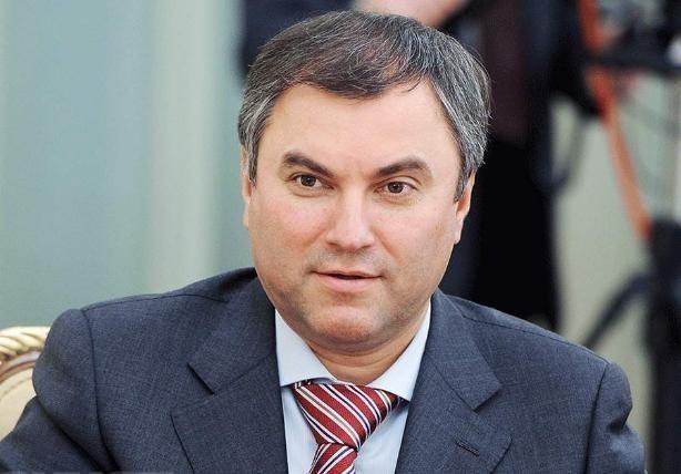 Запад хотел увидеть «ручного» Президента Российской Федерации — Володин