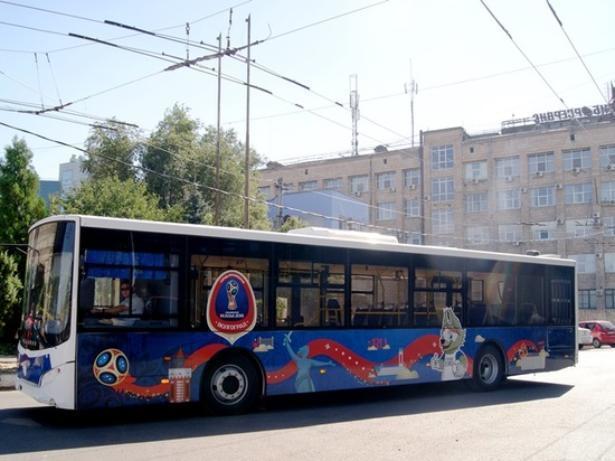 За утро волгоградские шаттлы уже совершили 50 рейсов