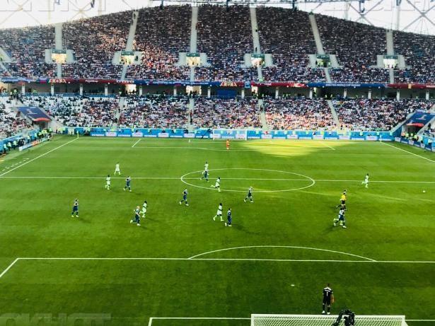 82 тысячи болельщиков оценили новый стадион «Волгоград Арена»