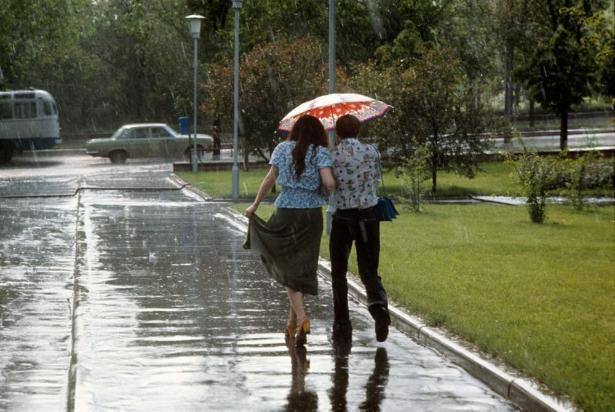 В Волгограде за день дождь пройдет дважды