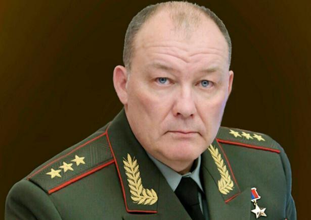 В Волгоград прибыл командующий Южным военным округом