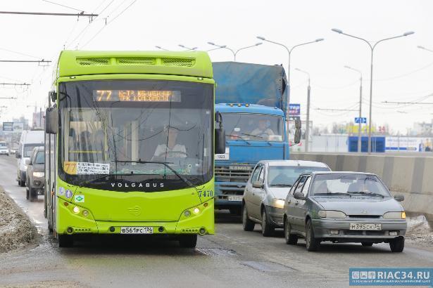 Волгоградский автобусный маршрут удлинили до Краснослободска