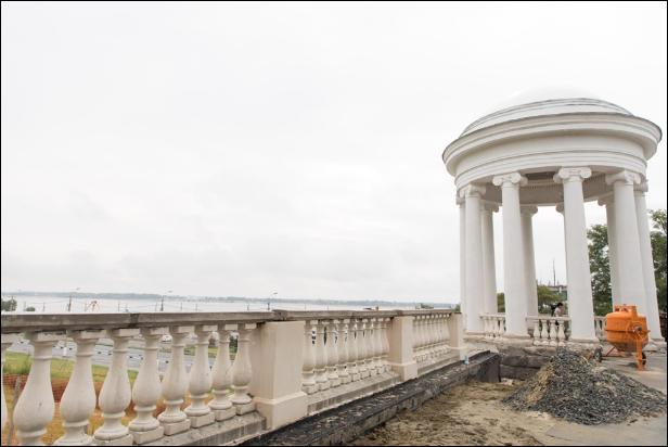 Центральная набережная Волгограда превращается в долгострой