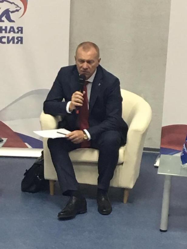 Лидер волгоградской «Единой России» с ошибками написал поздравление к Дню народного единства