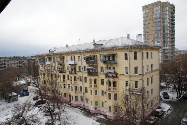 В Волгограде разрушаются два жилых многоквартирных дома