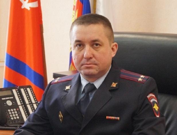 Урюпинский отдел МВД принимает нового руководителя