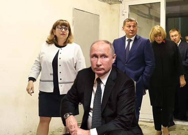 Президента России попросили найти управу на председателя Общественной палаты Волгоградской области