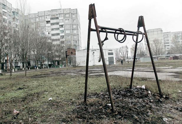 В Волгограде на благоустройство дворов денег потратят меньше