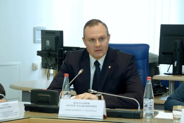 Глава Волгограда Андрей Косолапов сам выберет себе приемника