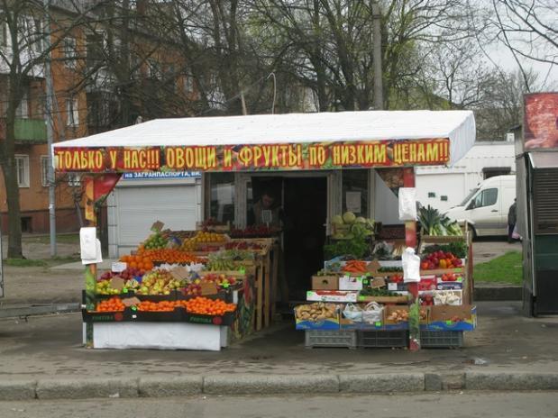 Мэрия заставит центр Волгограда новыми торговыми киосками
