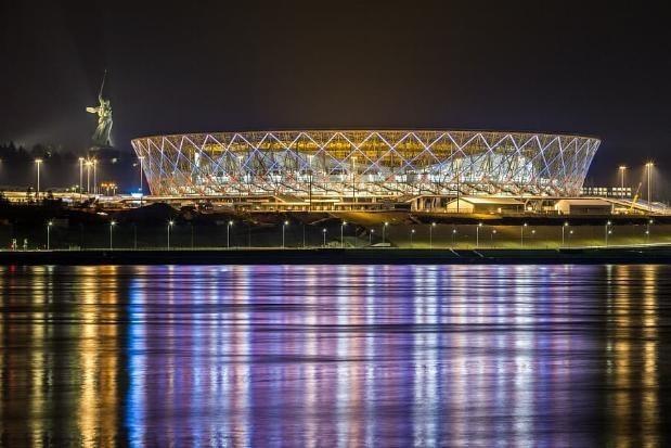 400 тысяч волгоградских болельщиков перевез общественный транспорт в день матча между Нигерией и Исландией