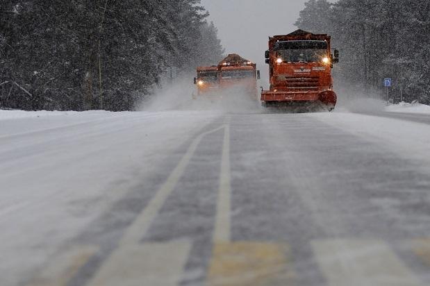 В Волгоградской области перекрыли федеральную трассу