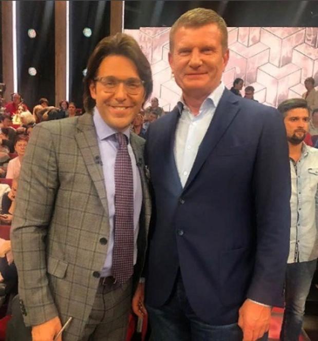 Известный телеведущий Андрей Малахов поблагодарил Олега Савченко за человечность