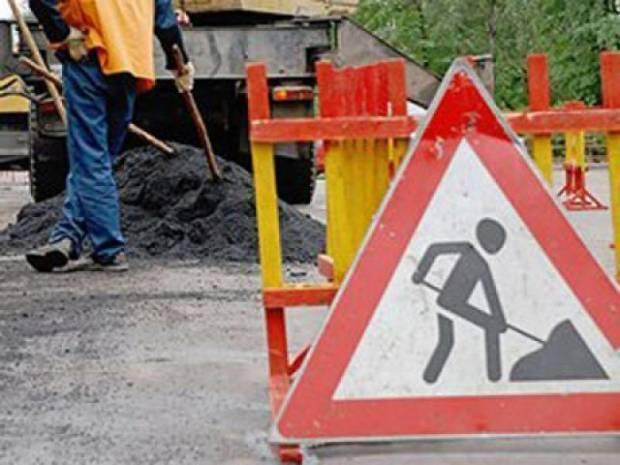 Первый этап ремонта городских дорог близок к завершению