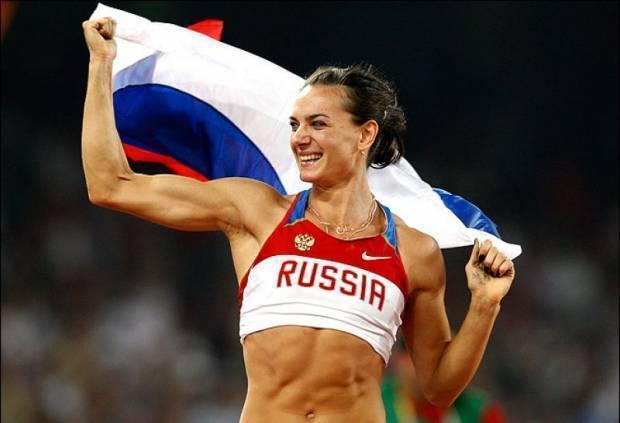 Сегодня на Олимпиаде выступит волгоградка Елена Исинбаева