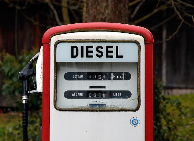 Литр дизельного топлива в Волгограде будет стоить 60 рублей