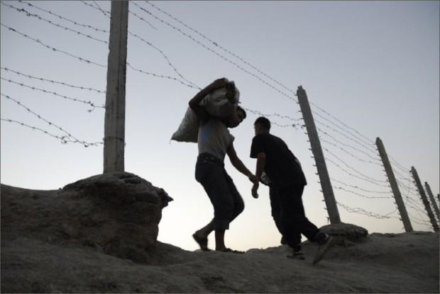 В Волгограде задержали семерых афганцев, пытавшихся незаконно попасть в Европу