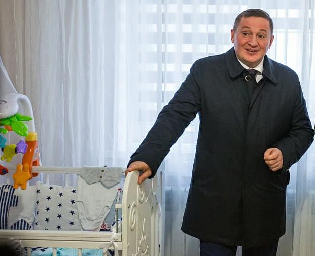 Волгоградский губернатор собрал коллег – миллионеров поговорить о простом народе