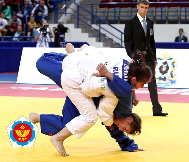 Леди в кимоно из Волгоградской области стала одним из сильнейших борцов планеты